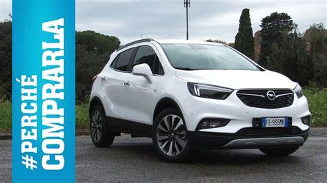 Nuova Opel Mokka Interni - opel mokka x perch 233 comprarla e perch 233 no