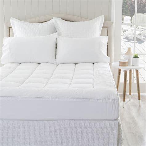 mattress topper reviews supreme comfort 900gsm mattress topper pillow talk
