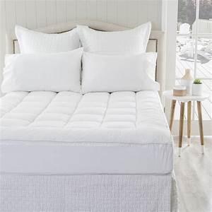 supreme comfort 900gsm mattress topper pillow talk With best mattress topper for comfort