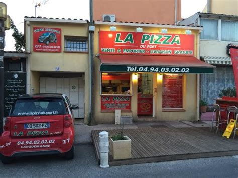 la pizza du port carqueiranne restaurant avis num 233 ro de t 233 l 233 phone photos tripadvisor