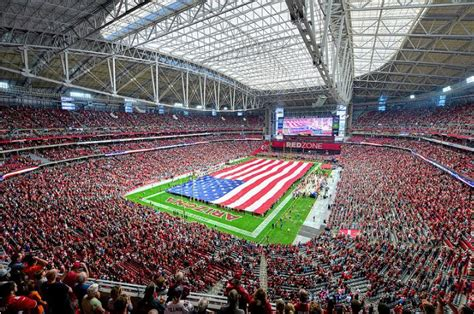 state farm stadium arizona cardinals football stadium stadiums  pro football