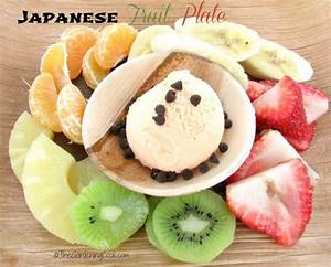 Japanese Fruit Plate - Healthy Gluten Free Dessert - The ...