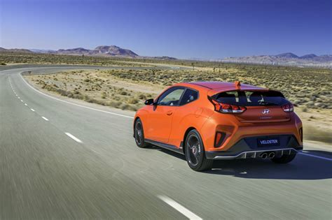 2019 Hyundai Veloster by 2019 Hyundai Veloster And Veloster N Officially Unveiled