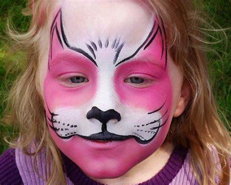 1000+ Ideas About Cat Face Paintings On Pinterest