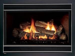 Gas Log Fireplace Installation