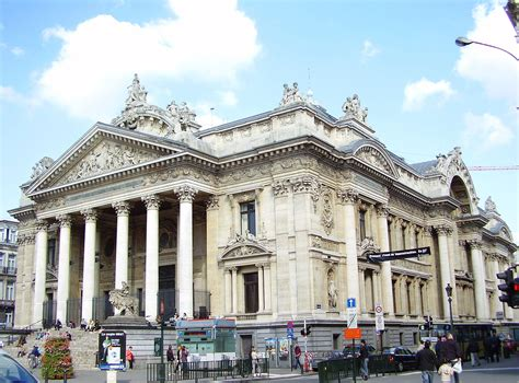 Brussels Stock Exchange - Wikipedia