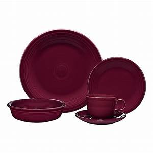 Fiesta Dinnerware 5-Piece Set For Only $13 16 At Kohl's