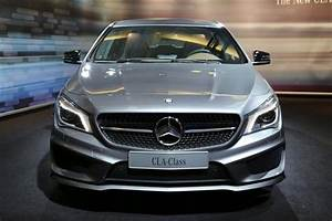 Mercedes-benz Cla 200 Driving Impression