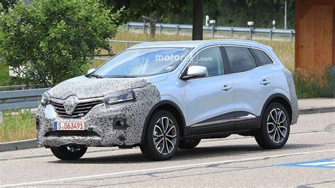 2019 Renault Kadjar by 2019 Renault Kadjar Facelift Photo Motor1 Photos