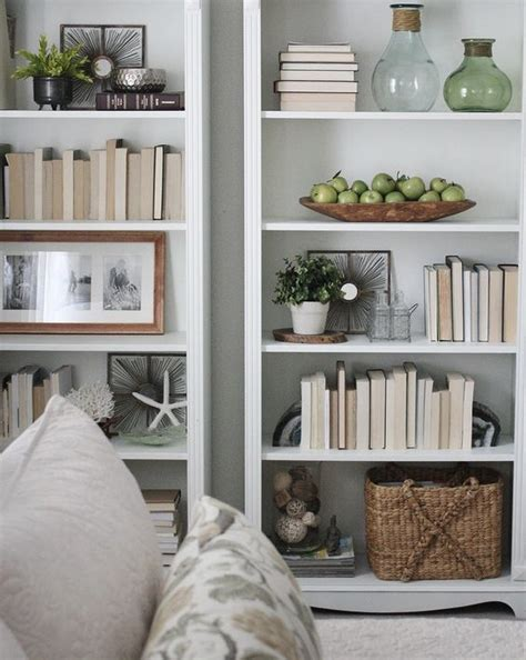 Decorating With Bookcases by Creative Bookshelf Styling And Layering Tricks