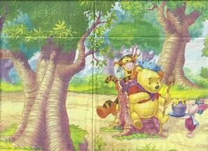 Winnie Pooh Servietten : winnie pooh tigger im wald sonjas servietten shop ~ Sanjose-hotels-ca.com Haus und Dekorationen