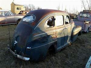 1941 Mercury 4 Door Sedan Flathead 8 Manual