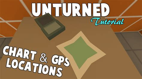 Unturned Memes - unturned where to find the gps chart all maps youtube