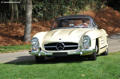 1958 Mercedes-Benz 300SL Image. Chassis number 7500563