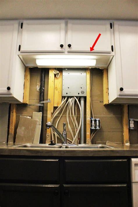 kitchen light upgrade   sink light home