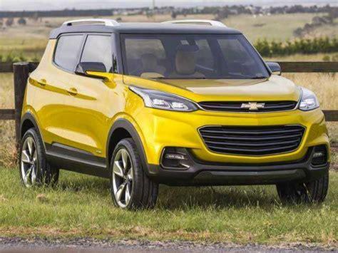 New Possibility For Compact Suv Segment  Chevrolet Adra