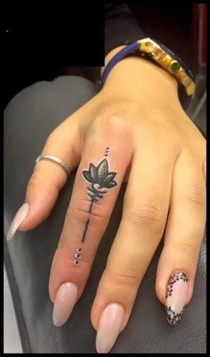 finger tattoos ideas    tattoos