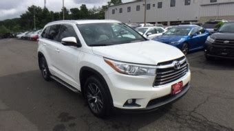 Toyota Of Westchester by Used Toyota Highlanders For Sale Near Westchester Lia