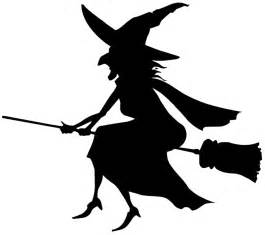 Black and White Halloween Clip Art Free