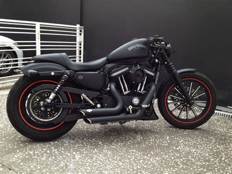 **how Many Iron 883 Owners Out There?**