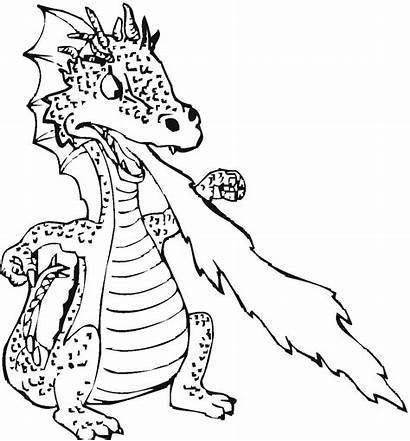 Coloring Pages Wind Blowing Dragon Printable Getcolorings