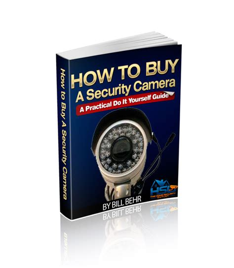 How To Buy A Security Camera  A Practical Doityourself