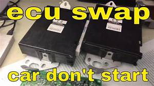 Subaru Ecu Swap Car Don U0026 39 T Start And Wrong Vin