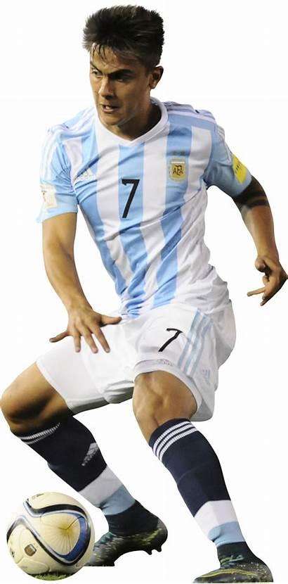 Dybala Paulo Render Argentina Footyrenders Argentine