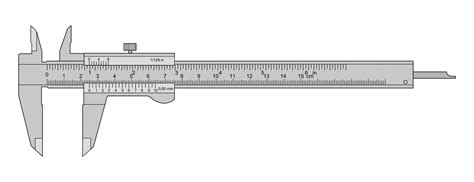 Diagram Of Vernier Caliper by Physical World And Measurement Gdstudy World O