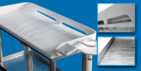 aluminum fish cleaning table fish cleaning tables marina products equipment