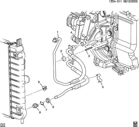 1999 Ford F 250 Fuse Panel Diagram Fwd by Chevrolet Malibu Automatic Transmission Cooler Pipes