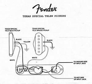 Strange Happenings With Cs Texas Special Tele Pickup Set