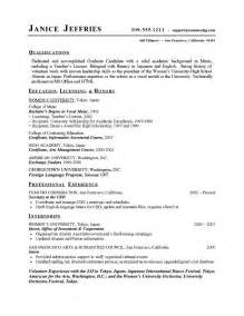resume form for students resume sles for students learnhowtoloseweight net
