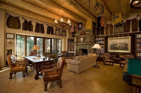 Home Interior Western Pictures : Essential Western Home Décor Ideas
