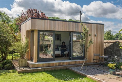luxury garden sheds luxury garden room contemporary garden shed and