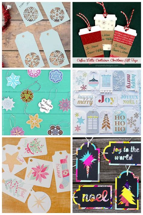 Last but not least, who doesn't love presents! 50 Free Christmas Cut Files for Silhouette and Cricut!