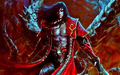 Castlevania Dark Wallpapers Abstract Evil Gothic Horror