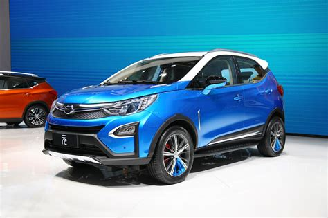 All 8 Of Byd's 8 Vehicles On Display At Shanghai Auto Show Are Plugin Electric Cars