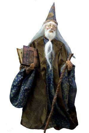Patterns   Traditional Wizard Outfit Pattern   PAT-f2527