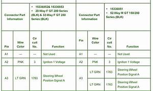 Chevrolet  U2013 Page 6  U2013 Circuit Wiring Diagrams