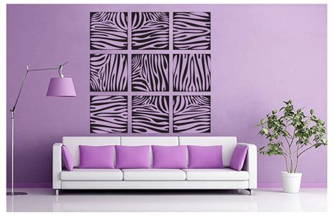 Home Decor Decals : Cheetah Print Wall Decals