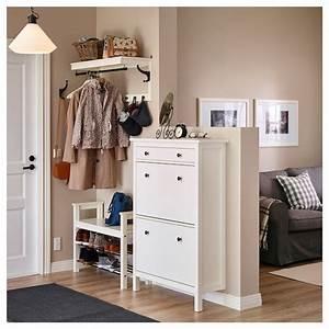 Tischdecke Weiß Ikea : hemnes schuhschrank 2fach wei ikea ~ Watch28wear.com Haus und Dekorationen