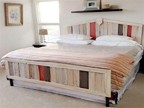 desserte blanche cuisine 34 idées de lit en palette bois a faire pour la chambre