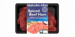 Spiced Beef Ham