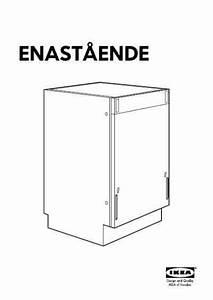 Ikea Enastaende Dishwasher Download Manual For Free Now