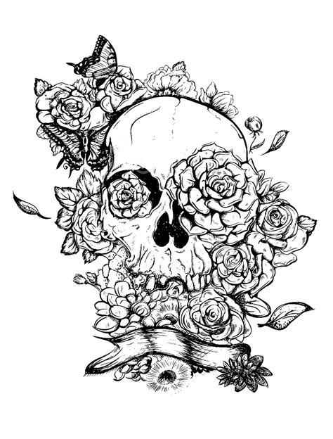 disegni di fiori per tatuaggi tatuaggi 40491 tatuaggi disegni da colorare per adulti