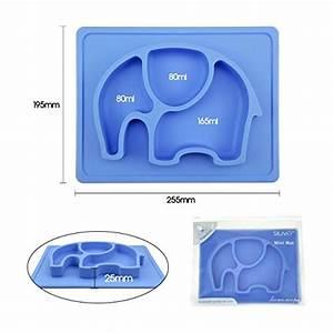 Tablett Für Kinder : premium one piece baby teller silikon hochstuhl f r kinder kleinkinder platzdeckchen tablett ~ Orissabook.com Haus und Dekorationen
