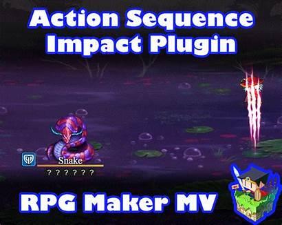Action Sequence Impact Battle Plugin Fallen Rpg