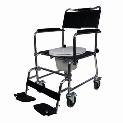 Commode Adjustable Arm Deluxe Drop Frame Artisan