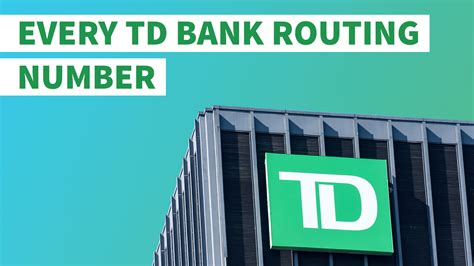 Here's Your Td Bank Routing Number  Gobankingrates. Women S Treatment Center Ted Talks Web Design. Internet Providers Redmond Wa. Average Etf Expense Ratio Hartford Life 401k. What Happens When The Engine Light Comes On. Dallas Alarm Companies Sun City Tanning Salon. How To Clean Oil Spills In The Ocean. Virtual High School Cincinnati. Which Capital One Credit Card Is The Best